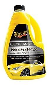 Meguiars G17748 48-oz. Ultimate Washer or Washing & Wax