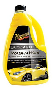 Meguiar'S Ultimate Wash And Wax 48 Oz.