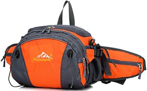 ecosport-exterieur-taille-multifonction-de-sport-femme-homme-orange