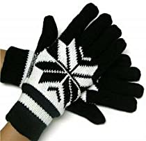 Sherpa Lined Gloves WOMENS