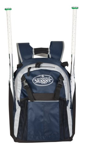 Louisville Slugger EB 2014 Series 5 Stick Baseball Bag, Navy