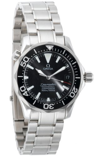 Omega Men's 2252.50.00 Seamaster 300M Chrono Diver Watch