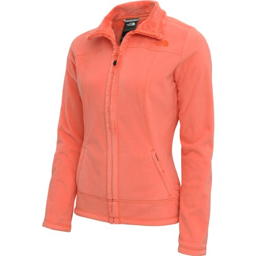 The North Face The North Face W Morningside Full Zip Miami Orange L