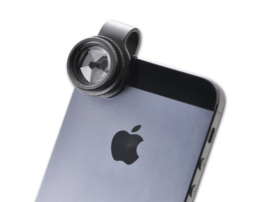 Universal Clip 6Th Polarizing Microscope Telephoto Lens For Itouch Ipad Iphone 4 Iphone 4S Iphone 3Gs Iphone 5 Iphone 5S Samsung Galaxy S2 Samsung Galaxy S3 Samsung Galaxy S4 Samsung Galaxy S5 Samsung Galaxy Note 3 Htc One M8 Htc One Max