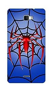ZAPCASE PRINTED BACK COVER FOR COOLPAD DAZEN 1 - Multicolor