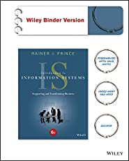 Introduction to Information Systems, 6th Edition