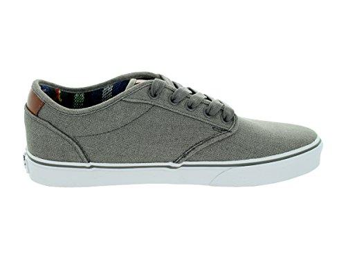 de64fb88d054e Vans Men's Atwood Deluxe (10 oz Canvas) LgGy/Guatml Skate Shoe 8 Men US |  $48.9 - Buy today!