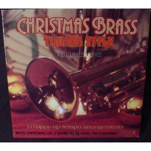 Buy Tijuana Style Christmas Brass Now!