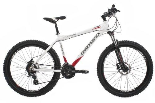 Diamondback Ridge Men's Mountain Bike - White, 26 Inch