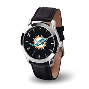 Brand New Miami Dolphins NFL Classic Series Mens Watch by Things for You