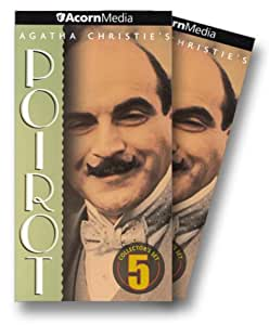 Poirot: 3pc Box: Set 5 - Vhs