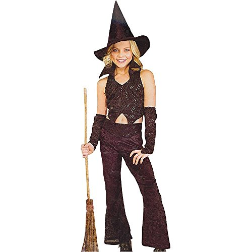 Sequin Witch Teen Costume - Teen