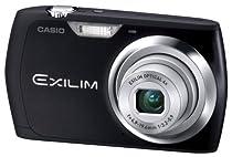 Casio Exilim EX-Z350 Digitalkamera (12 Megapixel, 4-fach opt. Zoom, 6,85 cm (2,7 Zoll) Display, bildstabilisiert) schwarz