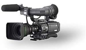 JVC GY-HD100U High Definition 3-CCD MiniDV Professional Camcorder with 16x ProHD Fujinon Lens