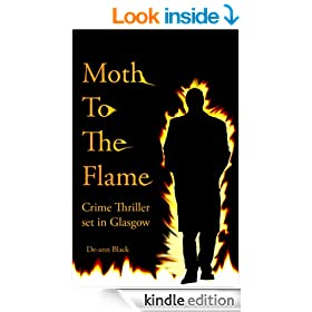 MOTH TO THE FLAME (A Crime Thriller Script Book)