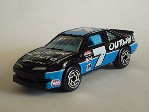 Matchbox 1995 #35 Pontiac Stock Car - 1