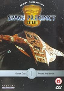 Space Precinct: Volume 1 - Double Duty/Protect And Survive [DVD] [1995]