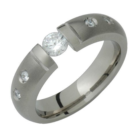 Tension Wedding Ring 20 Cute Heka Beautiful Diamond Tension