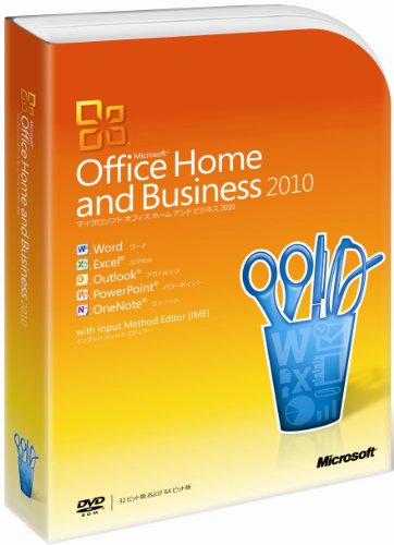 Edition 2010 Microsoft Office Home And Business [Package]