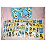 Authentic Mexican Loteria Card Game: Practice Spanish and Play with Your Family!