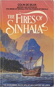 The Fires of Sinhala: Colin De Silva: 9780586071335: Amazon.com: Books