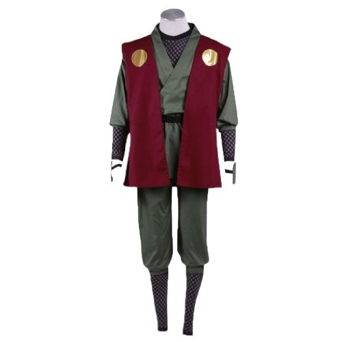 Naruto Cosplay Costume - Jiraiya 1st Kid Small