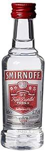Smirnoff Red Label Vodka 5cl Miniature