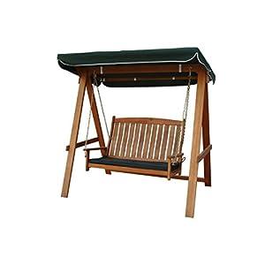 Classic Wooden Summer Swinging Hammock