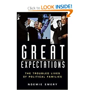 Great Expectations: The Troubled Lives of Political Families e-book downloads