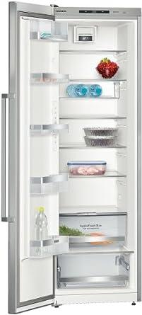 Siemens KS36VAI31 réfrigérateur - réfrigérateurs (Autonome, Acier inoxydable, A++, Gauche, SN, T, Droit)
