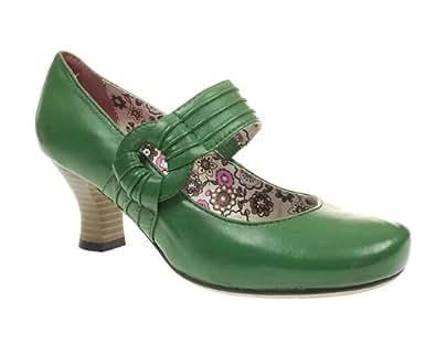 Hush Puppies Ladies Court Shoes