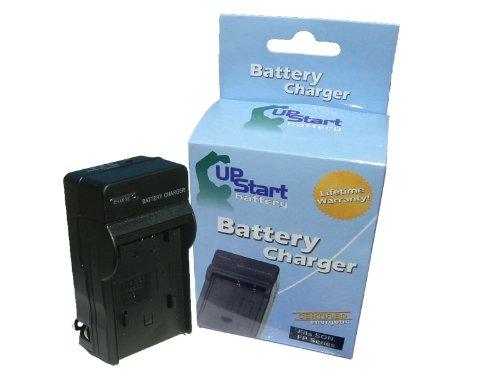 UpStart Battery DMW-BCK7 Replacement Battery Charger for Panasonic Digital Cameras