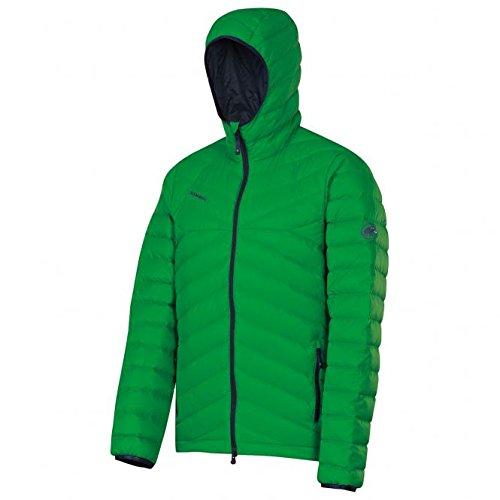 マムートダウンジャケット Mammut Trovat IS Hooded Jacket Men 4502ブラジル Lサイズ(日本サイズXL)