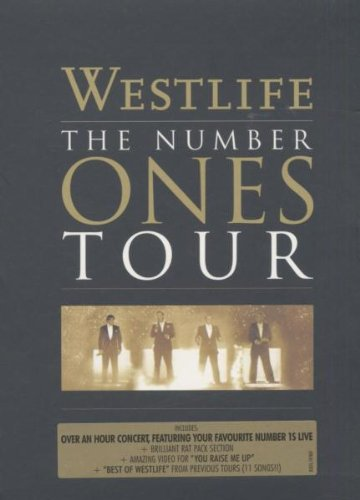 Westlife - the Number Ones Tour [DVD]
