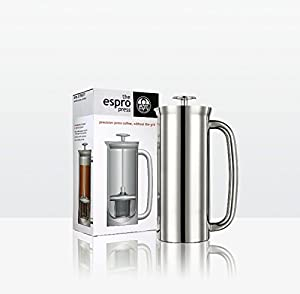 Amazon.com: Espro 8 Ounce Vacuum Insulated Stainless Steel Press: French Presses: Kitchen & Dining