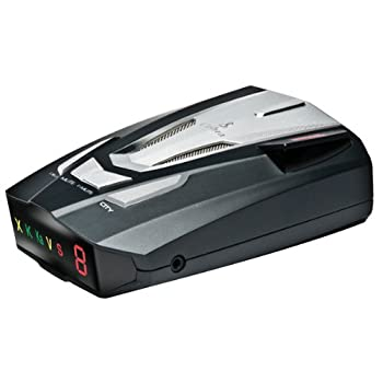 The Cobra XRS 9470 14 band radar/laser detector with UltraBright data display, not only has the innovative Voice Alert function, it now comes in an ultra compact design with an improved range for high performance with refined style. The XRS 9470 feat...