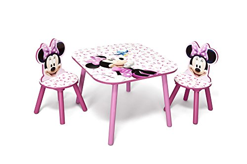 minnie mouse tisch und st hle com forafrica. Black Bedroom Furniture Sets. Home Design Ideas