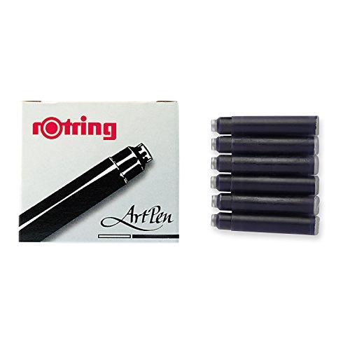 rotring-cartucho-de-tinta-6-unidades-color-negro