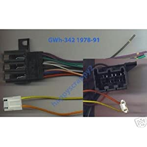 84 corvette wiring harness 1987 corvette wiring harness stereo wire harness chevy corvette 84 85 86 87 88 (car ... #11