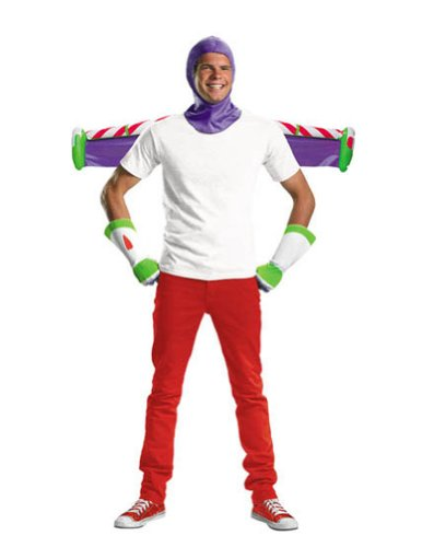 Buzz Lightyear Kit Adult Adult Mens Costume