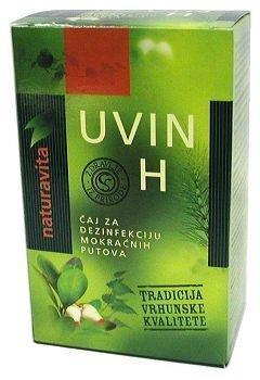 Uvin H Tea, 50G
