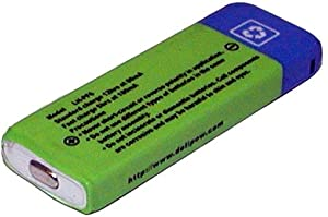 Rechargeable battery for MP3, cybiko xtreme & PDA, F6