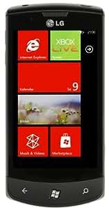 LG E900 Optimus 7 Smartphone (Vodafone Branding, Windows Phone 7)