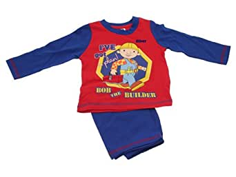 Bob The Builder Personalised Pyjamas (18/24 months)