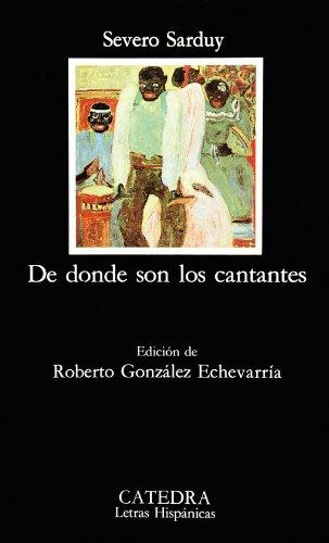 De Donde Son Los Cantantes descarga pdf epub mobi fb2