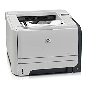 New Hp Hardware Laserjet P2055dn Printer Impressive Results Compact Black White Laser Printer Fast