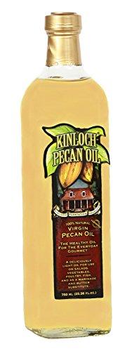Kinloch Plantation Products Pecan Oil, One 750 ML Bottle