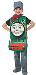 Rubies Thomas and Friends Deluxe 3D Percy The Small Engine Costume