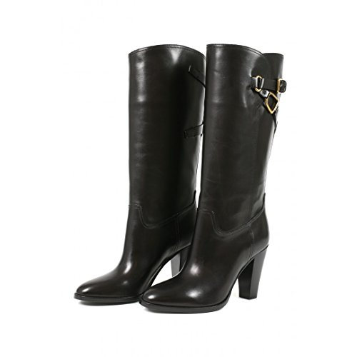 Ralph Lauren stivali Nichelle Nero (40 IT DONNA, nero)