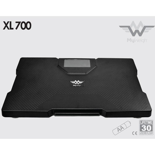 My Weigh XL700 Electronic Talking Bathroom Scale